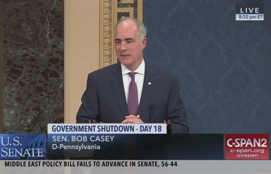 Government shutdown stalls planned